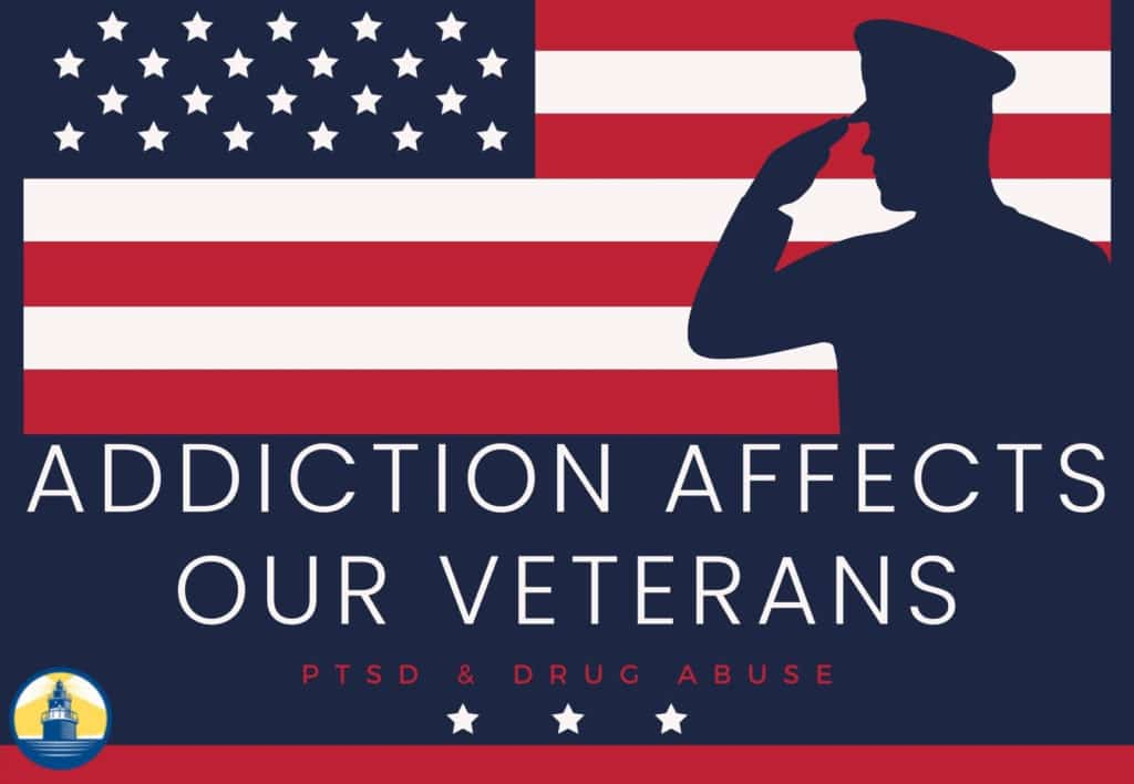Addiction Affects Our Veterans