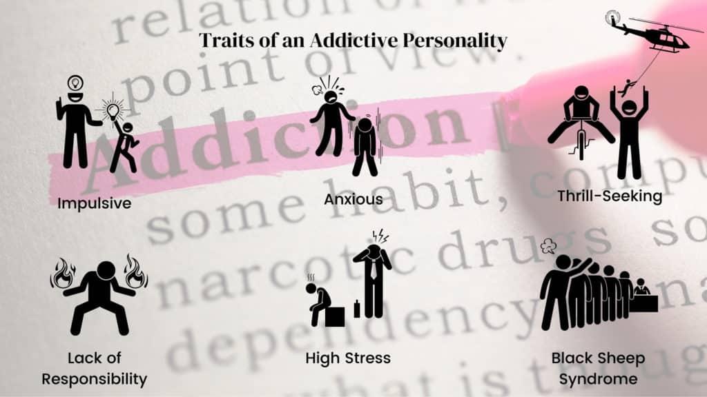 traits of addictive personality